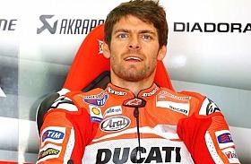 Ducati Perpanjang Kontrak Crutchlow Hingga 2015