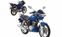 Suzuki Thunder Terbaru, Naik Kelas dan Sudah Injeksi!