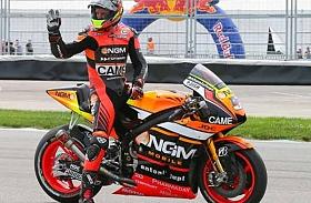 Alex De Angelis Kembali Gantikan Edwards di Forward Racing