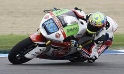 Xavier Harap Keberuntungan Berpihak ke Tim Federal Oil di Moto2 Brno