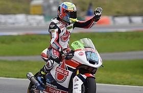 Dua Poin untuk Tim Federal Oil di Moto2 Brno