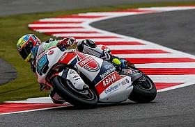 Tim Federal Oil Tertahan di Kualifikasi Moto2 Silverstone