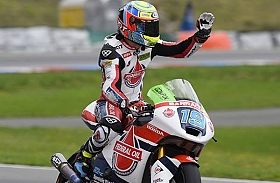 Tim Federal Oil Makin Percaya Diri Hadapi Moto2 Silverstone