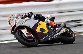 Esteve Rabat Puncaki Podium Utama Moto2 Silverstone