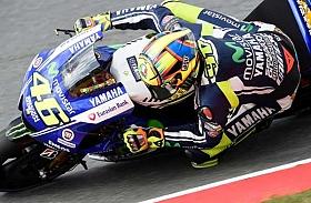 Rossi Sempat Tampil Tercepat di FP1 MotoGP Indianapolis