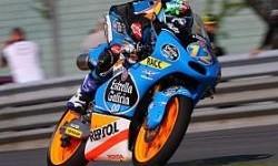 Alex Marquez Cetak Waktu Tercepat di FP2 Moto3 Brno
