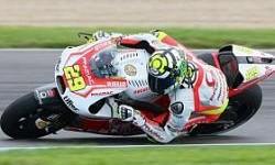 Iannone Curi Lap Time Tercepat di FP2 MotoGP Brno