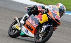 Miller Huni Pole Position Moto3 Indianapolis