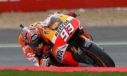 Marquez Duduki Pole Position MotoGP Silverstone