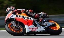 Marquez Start Terdepan di MotoGP Brno, Ceko