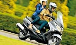 Suzuki Burgman 200 Dijadwalkan Hadir Oktober 2014
