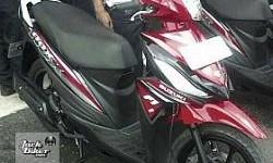 Suzuki Nex Baru Meluncur di Jakarta Motorcycle Show 2014?