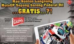 Ikuti Photo Competition Federal Oil, Menangkan Nonton Gratis MotoGP Sepang!