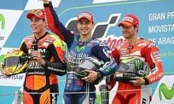 Hasil Lengkap Kelas MotoGP Sirkuit Aragon Spanyol