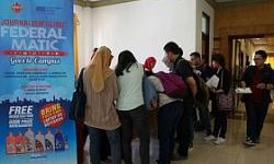 Journalism Clinic Federal Matic Ke-2 Sukses Digelar di Universitas Airlangga