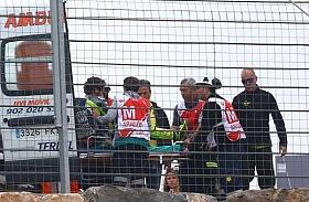 Valentino Rossi Alami Gegar Otak Pasca Terjatuh