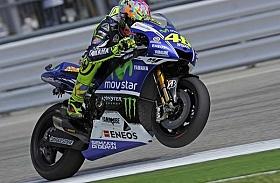 Valentino Rossi Ingin Mengulang Kesuksesan di Aragon