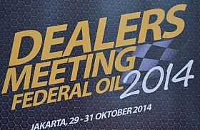 Federal Oil Dealers Meeting Ke-2, Perkenalkan Federal Mobil lubricants