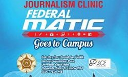 Journalism Clinic Federal Matic Seri 4 Hadir di UGM