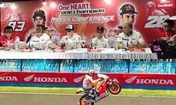 Duo Repsol Honda Terkesan Dengan Sambutan di Indonesia