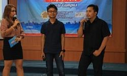 Pemenang Federal Oil Goes To Sepang Hadir di Journalism Clinic Federal Matic UGM