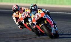 Duo Marquez Ramaikan Sesi Test MotoGP