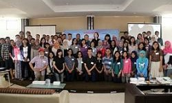 Seri Penutup Journalism Clinic di Universitas Brawijaya Dibanjiri Peserta