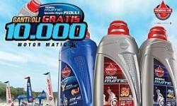Federal Matic Spesialis Dingin Peduli Ganti Oli Gratis 10.000 Motor Matic Resmi di Buka