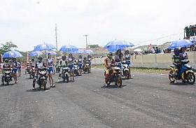 Federal Oil Support Road Race Porda Jabar