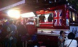 Food Truck Party Sajikan Kudapan Asia Hingga Eropa