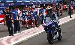 Jorge Lorenzo Batal Berlaga di Yamaha Asean Cup Race