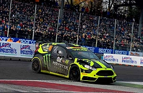 Valentino Rossi Kembali Ikuti Balap Monza Rally