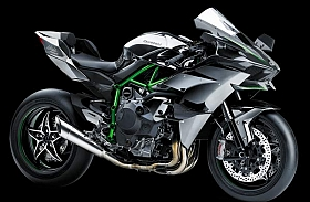Supersport Kawasaki H2 Siap Dipesan