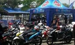 Surabaya Penyumbang Terbesar Dalam Pemecahan Rekor Ganti Oli Gratis Federal Matic Peduli