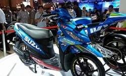 Suzuki Address Berlivery Baru