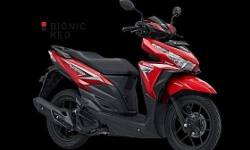 All New Honda Vario 125 Dibalut Disain Baru
