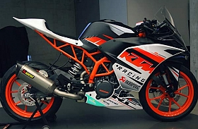 KTM RC390 Versi Racing Dilego Rp 123 Jutaan