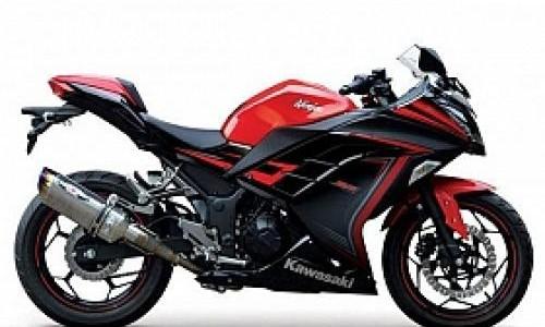 Kawasaki Ninja 250 Punya Varian Baru