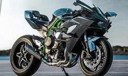 Kawasaki H2R Resmi Hadir di Indonesia Dengan Harga 1 Milyar