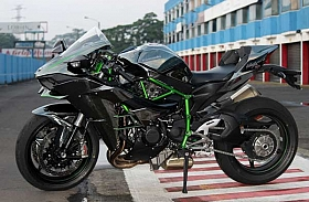 Kawasaki Ninja H2 Laris Manis
