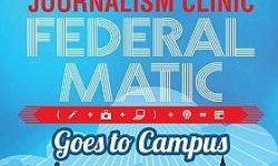 Mahasiswi Univ. Padjajaran Menang Grand Prize Journalism Clinic Federal Matic