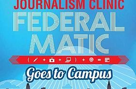 Mahasiswi Univ. Padjajaran Menang Grand Prize Journalism Clinic Federal Matic