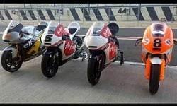 Wah,  Motor Bekas Moto2 Dijual Bebas