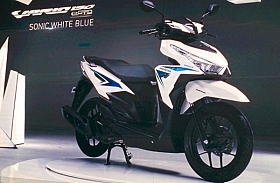 AHM Luncurkan Model Terbaru All New Honda Vario 150 eSP