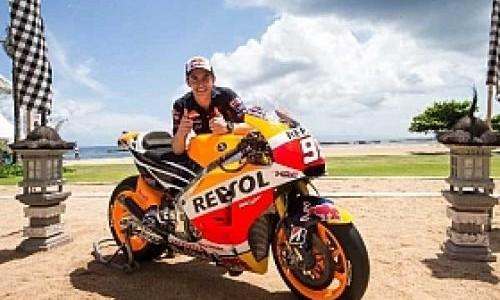 Bali Jadi Tempat Peluncuran Tim Repsol Honda, One Heart Tetap Nempel
