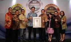 Sukses Dalam Transformasi Bisnis Perusahaan, Federal Karyatama Raih Penghargaan