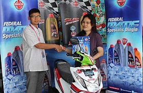 Ini Dia Pemenang Grand Prize Journalism Clinic Federal Matic Goes to Campus