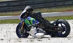 Insiden Kecelakaan Ramaikan Tes Ban Michelin