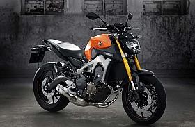 Sabar, Yamaha MT 09 Belum Akan Diluncurkan