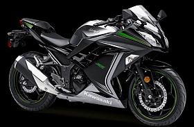 Kawasaki Ninja 300 Dijual di Indonesia